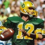 Chris Miller threw 123 NFL Tds, and was a '05 Oregon Sports HOF Inductee