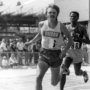 Steve Prefontaine, the namesake of the meet.