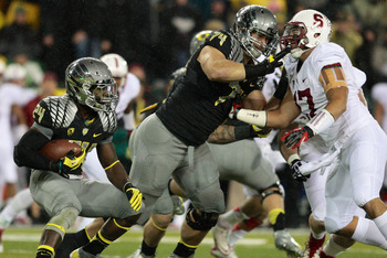Oregon Ducks OC Scott Frost is determined to not make the same mistakes as they did in the past against Stanford.