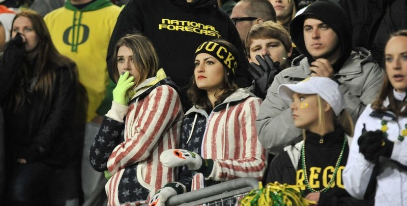 A Sad Day For Duck Fans