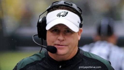 Chip Kelly might be slowed down by the NFL rules.