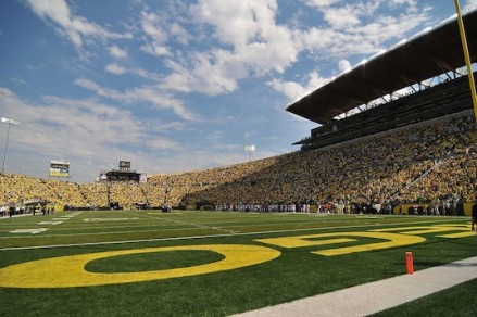 Autzen Gameday