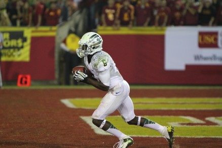 De'Anthony Thomas is one of the top rated players in the newest edition of NCAA 14.