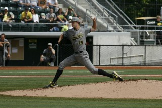 Key 2013 contributor and future Ducks ace, Cole Irvin
