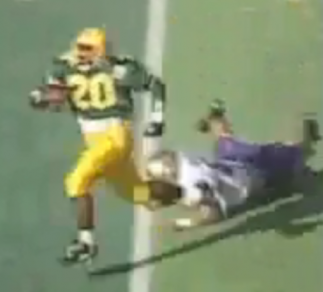 "5'9"" cornerback Kenny Wheaton is one of the most celebrated defensive backs in Oregon history"