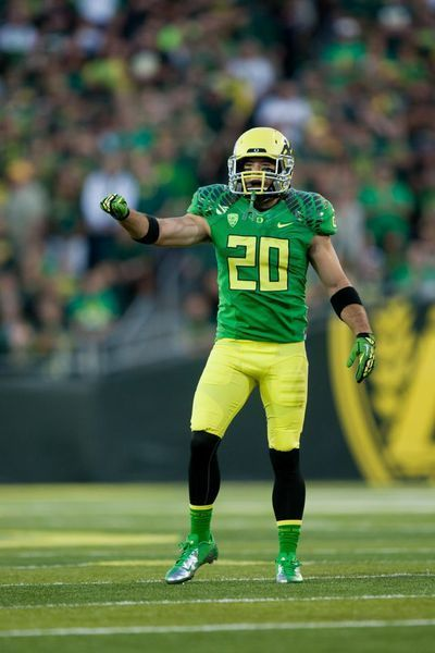 The yellow-green-yellow scored points with fans almost as fast as the Ducks scored points against Arkansas State.