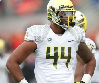 DeForest Buckner is a reason the D-line isn't a storyline this fall.