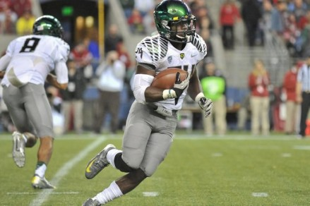 Even Kenjon Barner and a dominant Oregon offense had trouble against the Cardinal in 2009 and 2012. But the Ducks will be ready and hungry for victory in 2013.