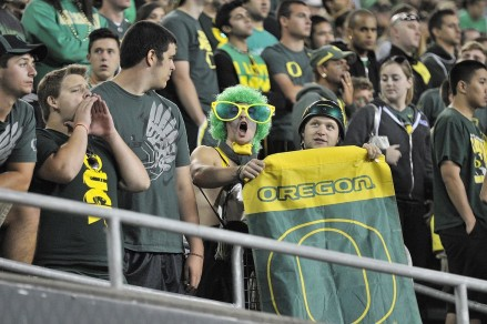 There's No Such Thing As Being Weird At A Duck Game