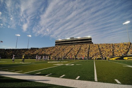 Washington can try, but they'll never have an  Autzen.