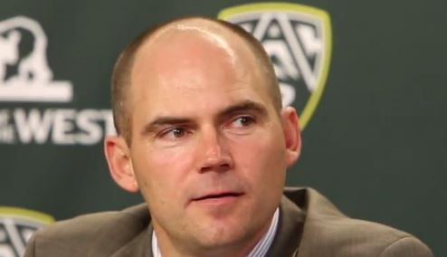 All eyes will be on Coach Helfrich in 2013