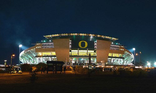 Here I am Beaver fans.  Can't wait for November 29th.