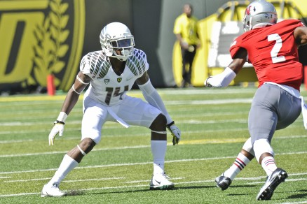 Our defense, led by corner Ifo Ekpre-Olomu, will be the most important factor heading into conference play with the offensive happy Pac-12.