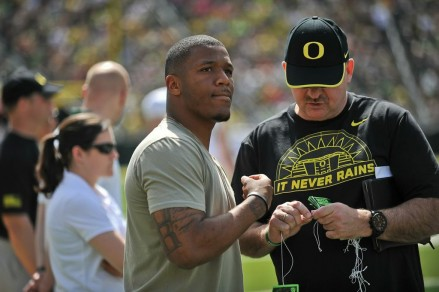 LaMichael James and Darron Thomas made for one terrifying backfield duo