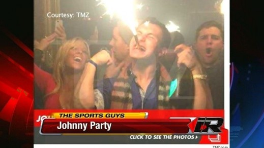 Manziel is not ready for the spotlight.
