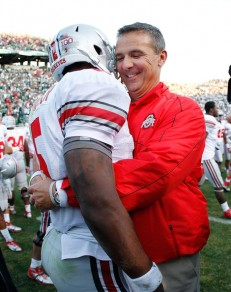 Urban Meyer welcomes Braxton Miller to the WR position