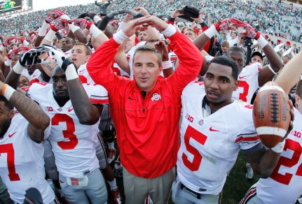 Braxton Miller and Urban Meyer have created a solid foundation for Buckeye Nation but can they duplicate the perfect season of last year?