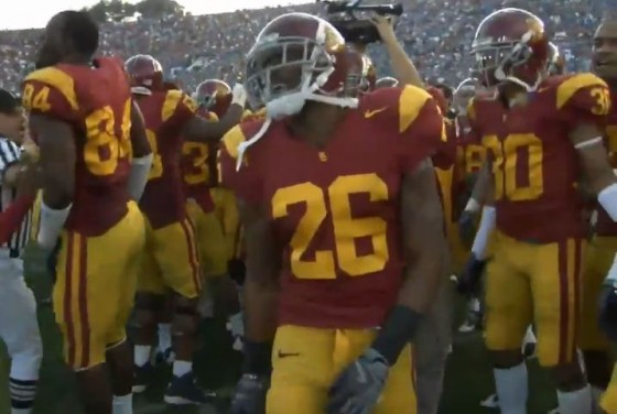 USC was the only 1-loss AQ team left out of the title game in 2008