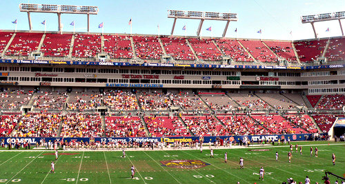 Plenty of good seats available for this rivalry game against Virginia Tech