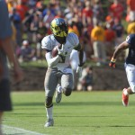 De'Anthony Thomas and Marcus Mariota are ranked #2 & #3 in Pac-12 rushing yards despite far fewer carries.