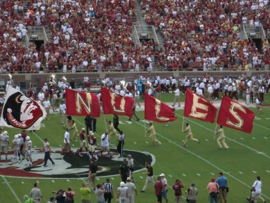 FSU has a lot to cheer about after todays big win.