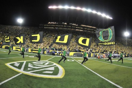 Oregon is likely the Pac-12's best bet for a national championship.