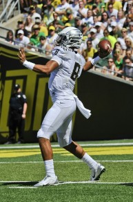 Mariota has solidified himself as one of the elite dual-threat quarterbacks in the nation.