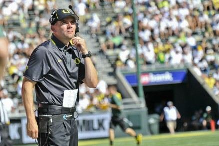 Mark Helfrich Making Changes Already! Expect The Unexpected