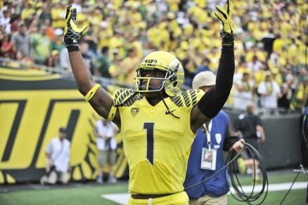 Plenty of 2014 recruits are interested in replacing WR Josh Huff