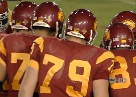 USC turned their backs on another title in 2006