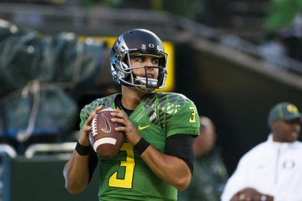Jake Rodrigues certainly looks the part of the quarterback