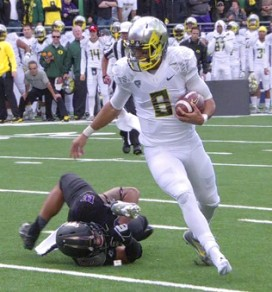 Mariota might be the Heisman front-runner.