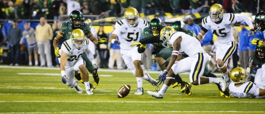 If UCLA was any indicator of how Oregon will play against a top-tier defense, then the team passed with flying colors.