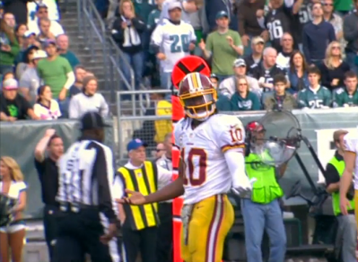 """RG3: """"But, I'm supposed to be the star!"""""""