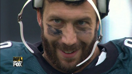 Can we play with your quarterback some more?