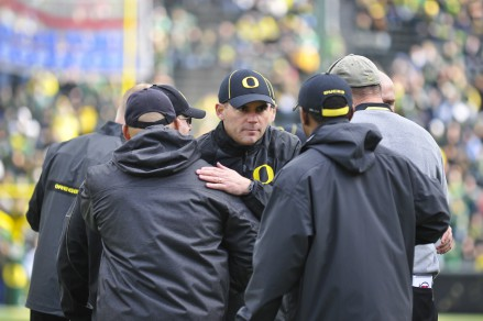 Helfrich and his staff led a strong rebound effort
