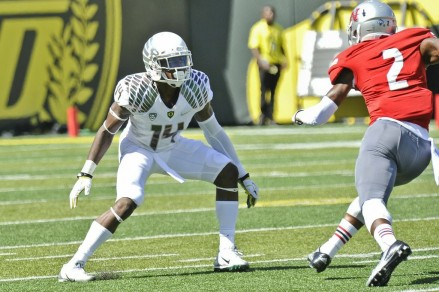 Ifo Ekpre-Olomu has forced 6 fumbles and picked off 6 passes since the start of 2012.