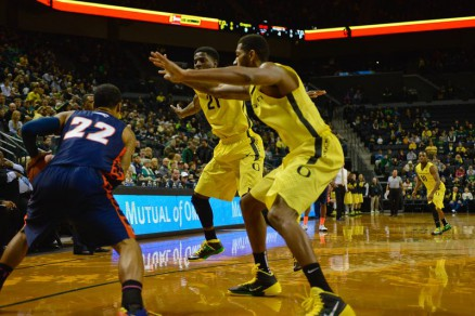 Oregon applying some early game pressure, which will be needed in their tough games versus the Pac-12.