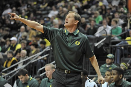 Dana Altman has gotten all his guards involved but must improve his bigs' play