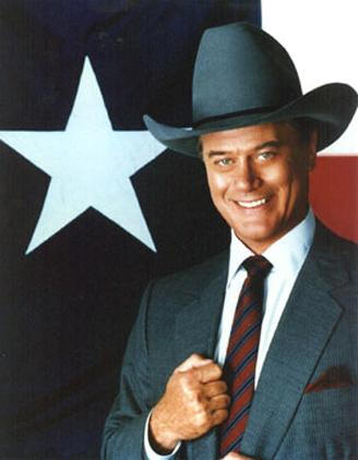 Commissioner of the Southwestern Conference, J.R. Ewing