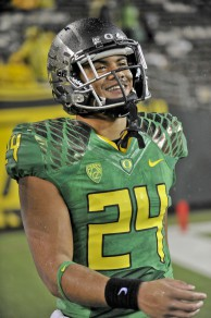 Thomas Tyner has already put up all time numbers, with still a bowl game to go