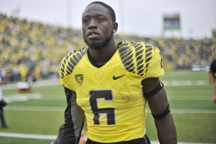 Despite losing Thomas' big-play ability, Oregon has more than enough weapons to remain potent