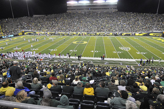 Is Autzen Stadium ready for a bigger stage?