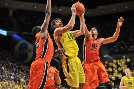 Arsalan Kazemi could rebound as well or better than any Duck ever has.