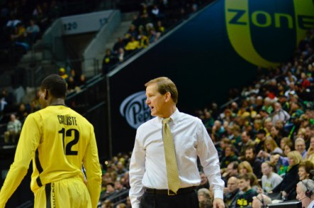 Dana Altman works well with point guards, and with Mitchell's talent the two could make a formidable duo.