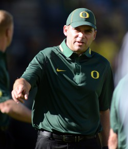 How does Mark Helfrich measure up with a DT commit?