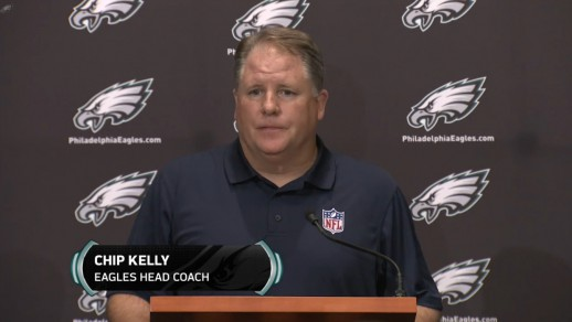 Hopefully, Chip Kelly has something in store to draft his favorite QB.