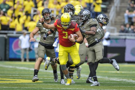 Jake Rodrigues couldn't get passed the pressure and decides to leave Oregon.