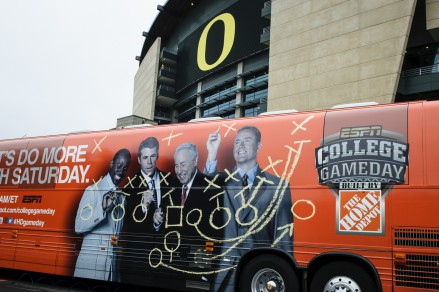 College Game Day in Eugene may become more common