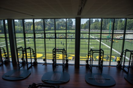 Dedication and motivation for Oregon athletes.